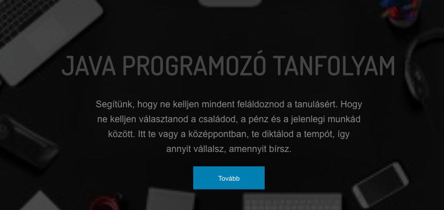 java se programozás