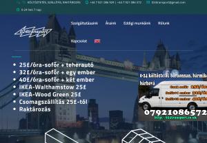 London költöztető