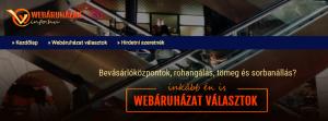 webáruház info